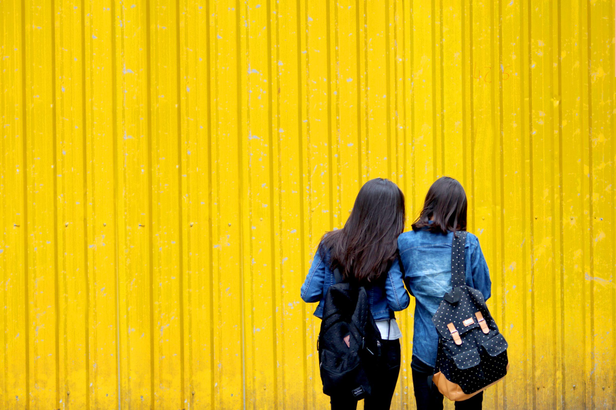 two-women-in-denim-jackets-981781