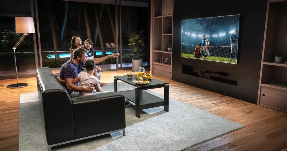 voetbal op tv